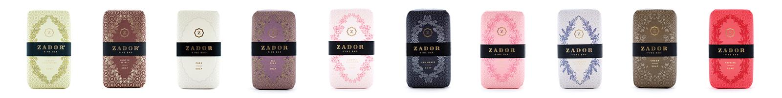 ZADOR SOAPS